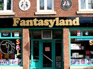 Fantasyland Products